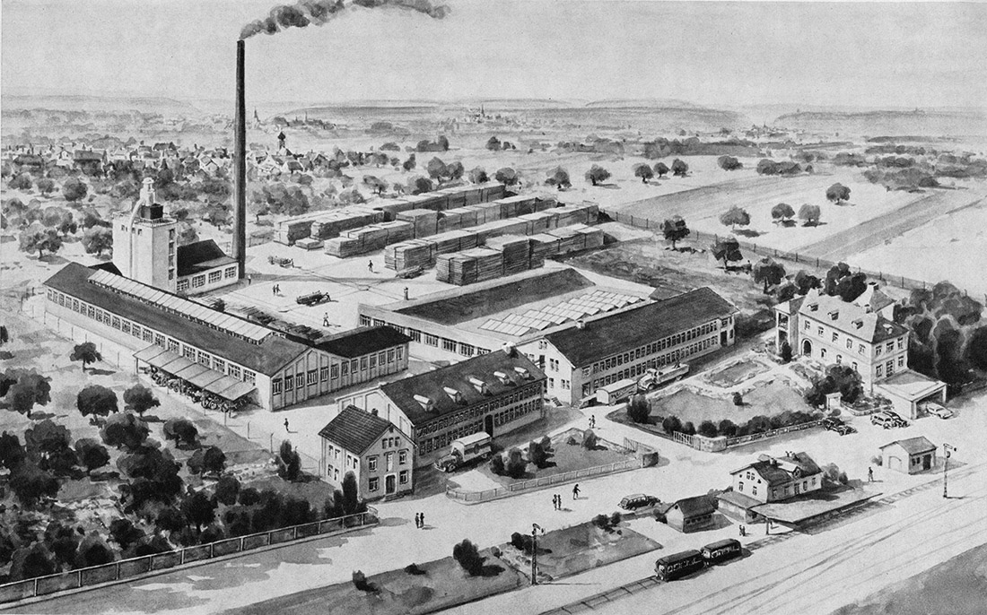 Bretz Fabrik, made in Germany